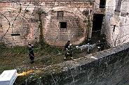 Il luogo dove sono stati ritrovati