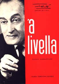 A livella Copertina Libro
