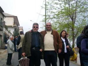 Gabiele Petrone e Pasquale Motta