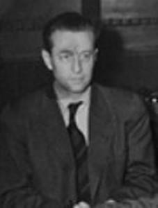 Hans Fritzsche, portavoce di Joseph Gobbels durante il nazismo