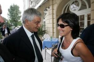 Giulio Grandinetti con Enza Bruno Bossio