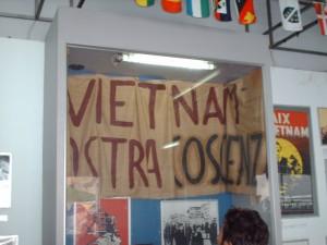 Visita al Museo della Guerra ad Ho Chi Minh City, Padiglione della solidarietà internazionale