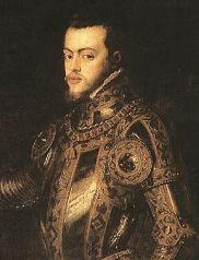 Filippo II d'Asburgo, re di Spagna