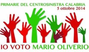 Io voto Mario Oliverio