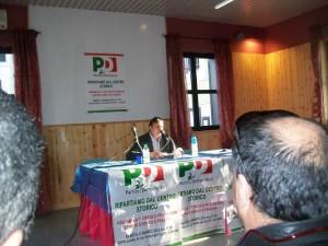 Il Congresso del Circolo PD e la relazione del Segretario Raffaele Zuccarelli