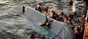 Tragedia in mare