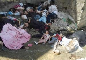 Strage in Siria