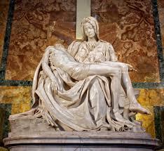 La Pietà di Michelangelo Buonarroti