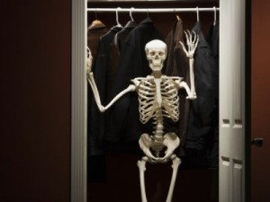 Scheletro nell'armadio