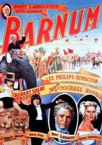 Circo Barnum, immagine d'epoca