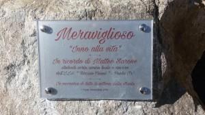 Commemorazione di Matteo Barone