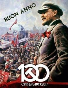 Centenario Rivoluzione d'Ottobre