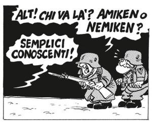 Vignetta di Bonvi, Striscia di Sturmtruppen