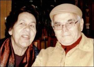 Francesco Guccione e Anna Lucente