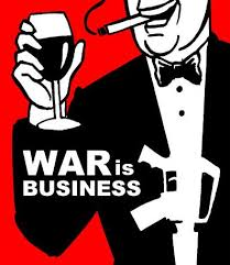War is business