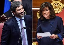 Presidenti di Camera e Senato