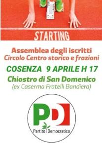 Assemblea I Circolo del 9 aprile