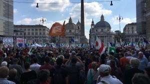 Manifestazione Nazionale l'Italia che non ha paura 10
