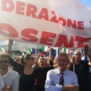 Manifestazione Nazionale l'Italia che non ha paura 11