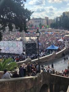 Manifestazione Nazionale l'Italia che non ha paura 12