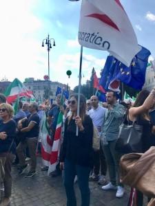 Manifestazione Nazionale l'Italia che non ha paura 5