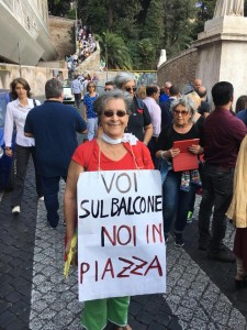 Manifestazione Nazionale l'Italia che non ha paura 8