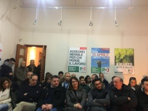 Convenzione del I Circolo PD Centro Storico e Frazioni Cosenza 2