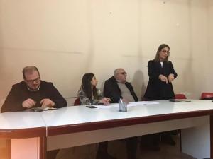 Convenzione del I Circolo PD Centro Storico e Frazioni Cosenza