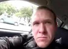 Brenton Tarrant, l'autore della strage in Nuova Zelanda