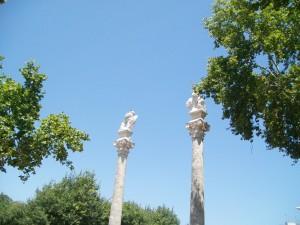 In giro per Siviglia (2)