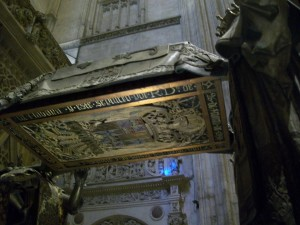 Mausoleo di Cristoforo Colombo 3