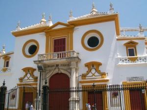 Plaza dei Toros a Siviglia (1)
