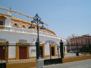 Plaza dei Toros a Siviglia (2)
