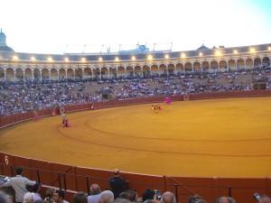 Plaza dei Toros a Siviglia (3)
