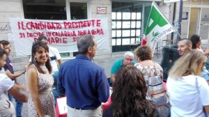 Iniziativa a Via Macallè Cosenza 2