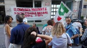 Iniziativa a Via Macallè Cosenza 3