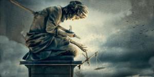 La Giustizia trafitta