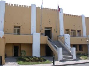 Caserma della Moncada a Santiago de Cuba