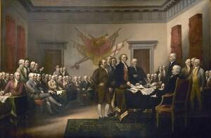 Dichiarazione di indipendenza degli Stati Uniti d'America