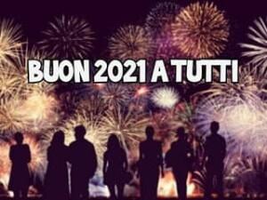 Immagine Buon 2021 a tutti