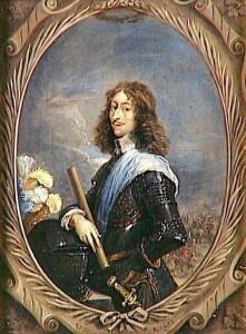Luigi II di Borbone-Condé,  Principe di Condé