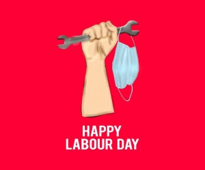 1 maggio 2021 Happy Labour day