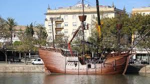 Nave Victoria Siviglia